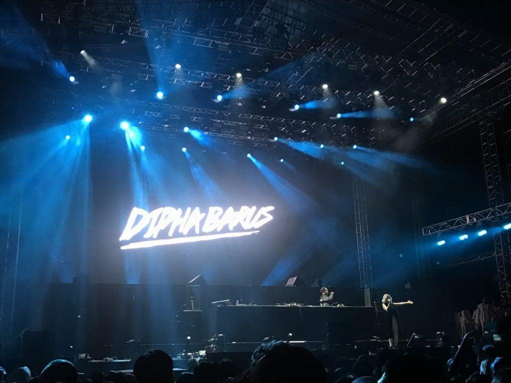 Dipha Barus dan Monica Karina meluncurkan single baru, Money Honey