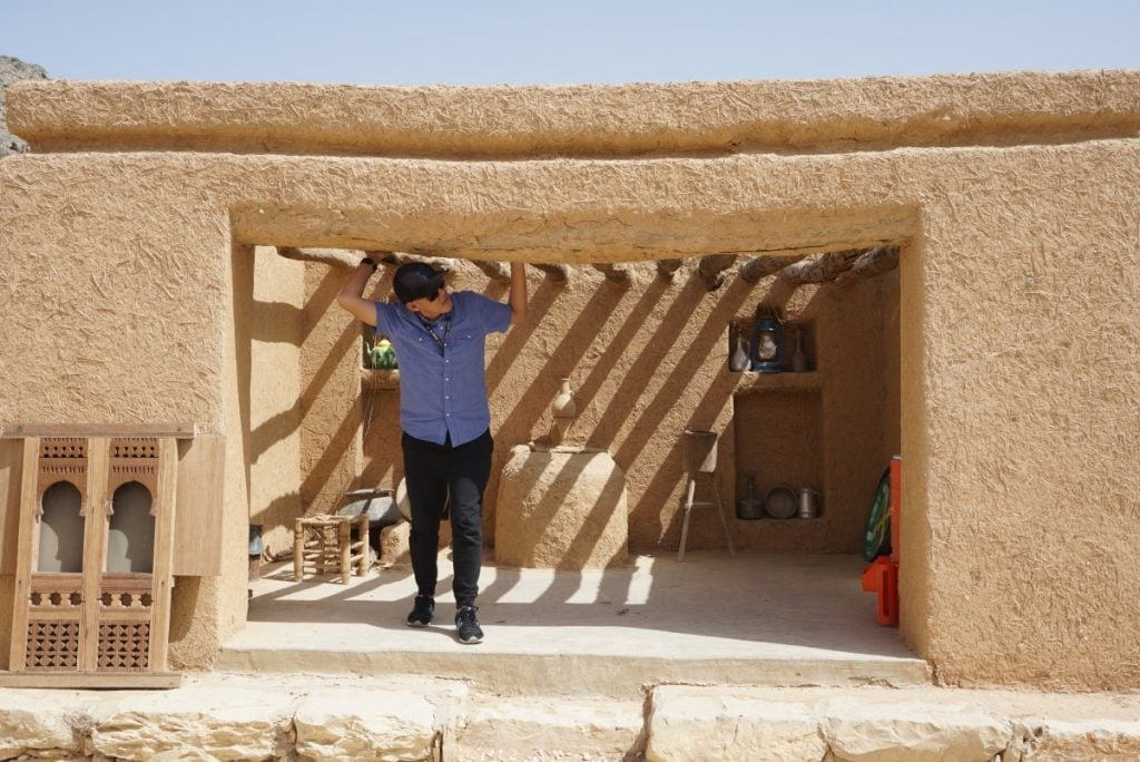 Rumah Arab zaman old
